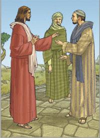 Gesù agli inviati del Battista, in carcere,risponde che la sua missione è rivolta aipoveri e a quelli che non contano.