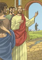 «Chi entra dalla porta è il pastore delle pecore. Egli chiama le sue pecore, ciascuna per nome, e le conduce fuori».