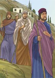 «Gli undici discepoli andarono in Galilea, sul monte che Gesù aveva loro indicato».