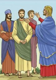 «Ti rendo lode, o Padre, Signore del cielo e della terra, perché hai nascosto queste cose ai sapienti e ai dotti e le hai rivelate ai piccoli».