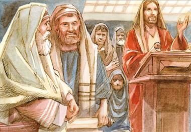 Giunto il sabato, si mise ad insegnare nella sinagoga. «Da dove gli vengono queste cose?».