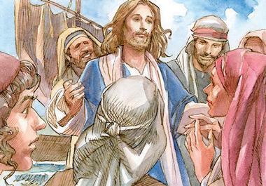 Gesù ebbe compassione della folla, perché erano come pecore che non hanno pastore.