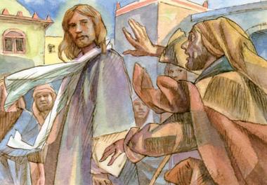 Gesù disse: «Che cosa vuoi che io faccia per te?». E il cieco: «Rabbunì, che io veda di nuovo».