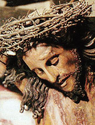 Crocifisso conservato ad Assisi, nel Santuario di San Damiano. Le foto che riproduciamo per gentile concessione delle Edizioni DACA - Assisi.