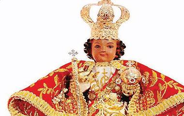 Il Santo Niño di Cebú. Foto Allevenits.it