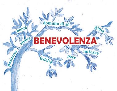 La benevolenza. Disegno : Corrao Francesca